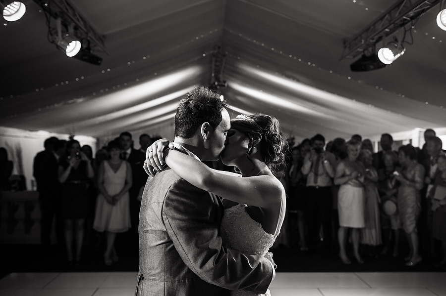 Candid photos that convey emotion and feeling at Alrewas Hayes in Burton by Burton Wedding Photographer Barry James