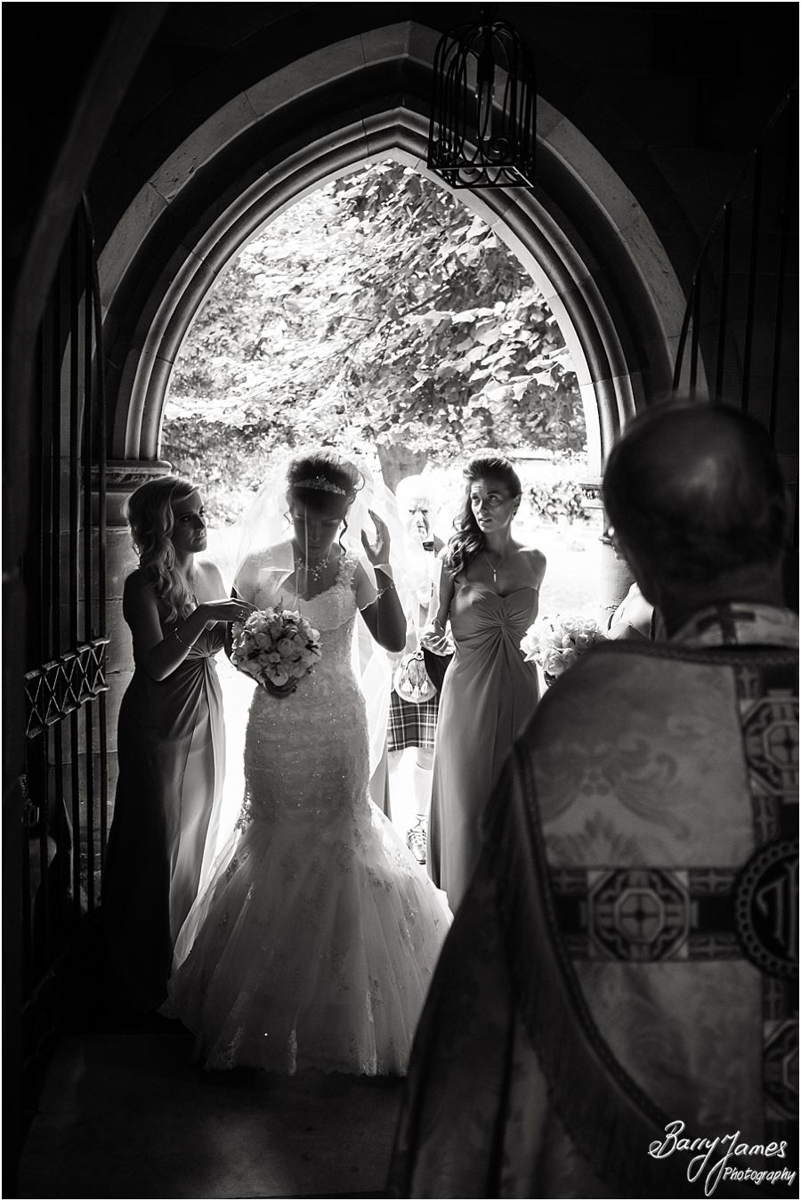 Beautiful storybook wedding photography at Alrewas Hayes in Burton upon Trent, Staffordshire by Professional Wedding Photographer Barry James