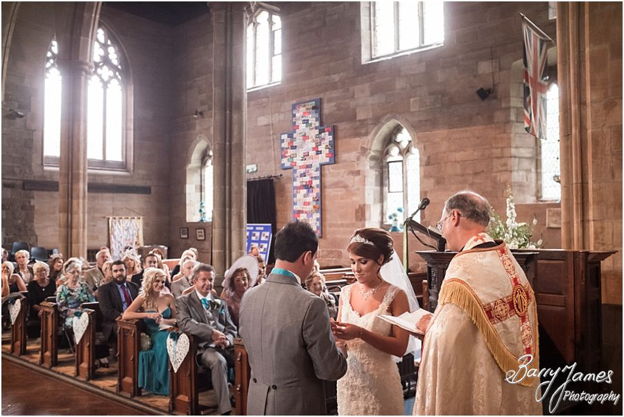 Reportage storytelling wedding photography at Alrewas Hayes in Burton upon Trent, Staffordshire by Professional Wedding Photographer Barry James