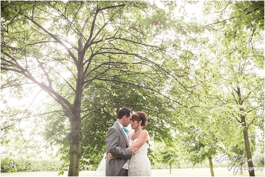 Contemporary creative wedding photography at Alrewas Hayes in Burton upon Trent, Staffordshire by Reportage Wedding Photographer Barry James