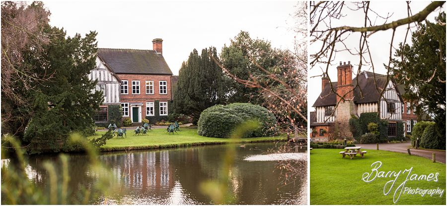 Creative contemporary wedding photographs of a Moat House wedding in Acton Trussell by Preferred Wedding Photographer Barry James
