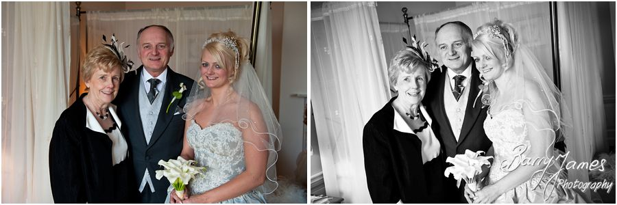 Story capturing candid photographs a Somerford Hall wedding in Brewood by Highly Recommended Wedding Photographer Barry James
