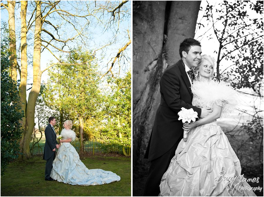 Beautiful photographs a Somerford Hall wedding in Brewood by Highly Recommended Wedding Photographer Barry James