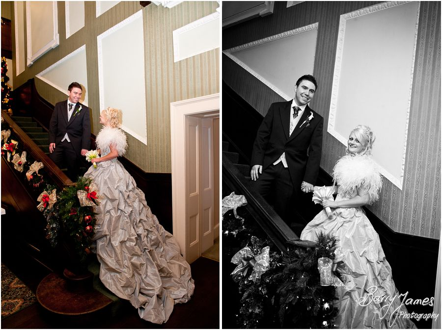 Storytelling reportage wedding photography at Somerford Hall in Brewood by Experienced Wedding Photographer Barry James