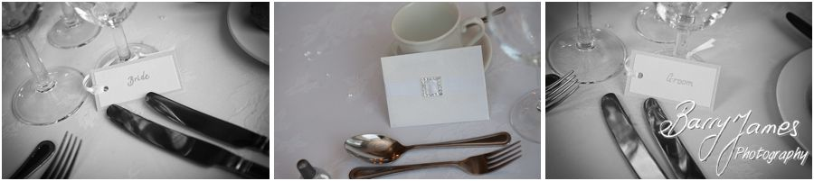 Creative contemporary wedding photography at Somerford Hall in Brewood by Wolverhampton Wedding Photographer Barry James