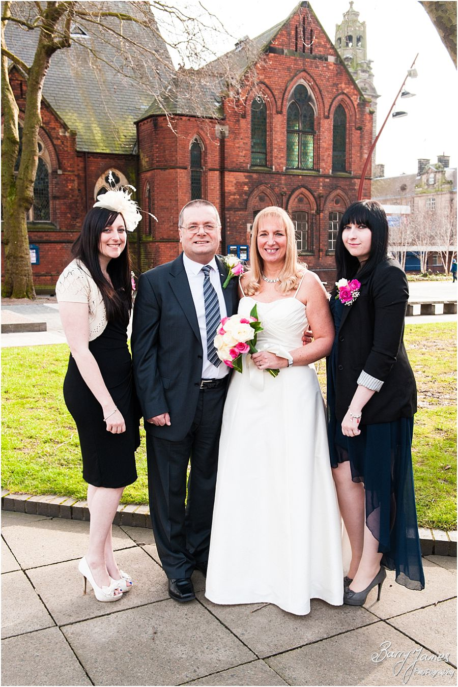 Barry James Photography — Walsall Registry Office + Ye Olde Toll ...