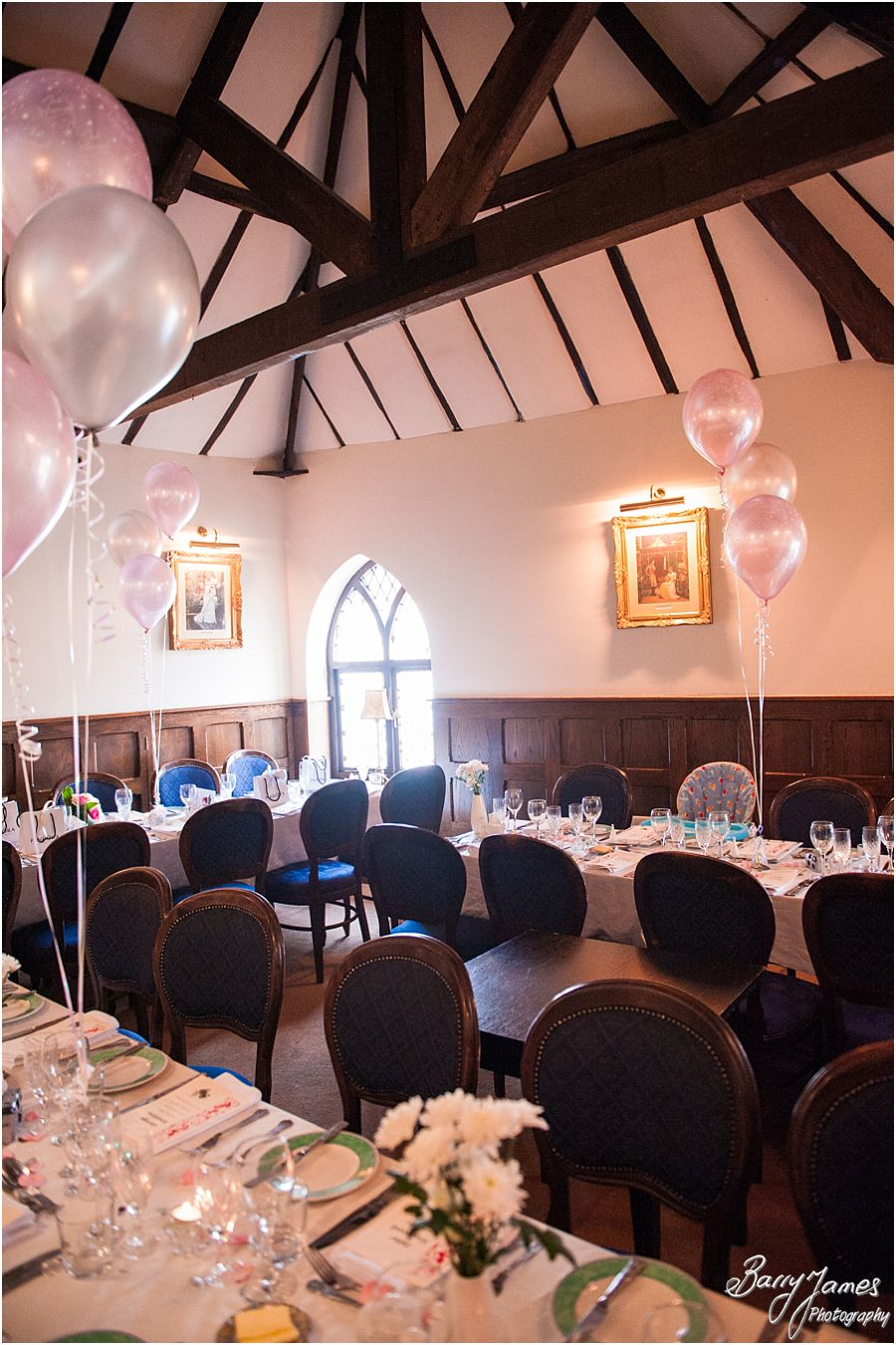 Wedding photos at Ye Olde Toll House in Willenhall by Contemporary Wedding Photographer Barry James