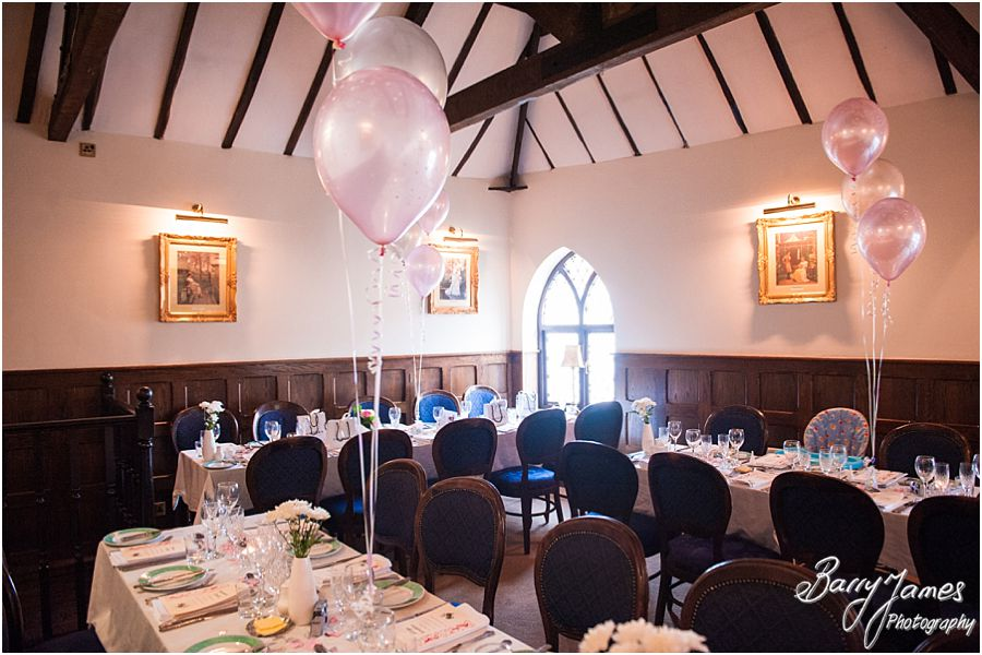 Creative photographs at Ye Olde Toll House in Willenhall by Professional Wedding Photographer Barry James