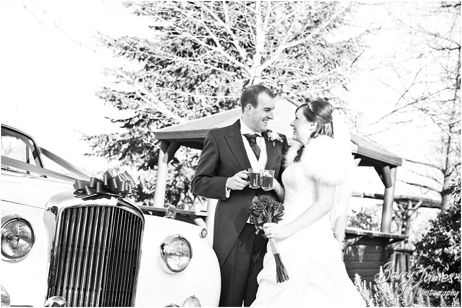 Relaxed natural photographs in wonderful grounds of The Fairlawns in Aldridge by Walsall Master Wedding Photographer Barry James