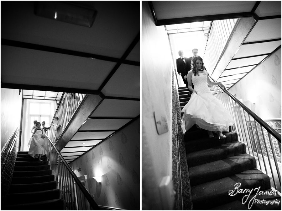Family photographs before wedding at The Valley Hotel in Ironbridge by Contemporary Wedding Photographer Barry James