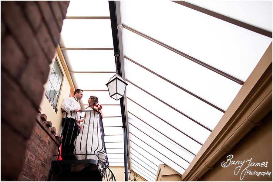 Gorgeous wedding photographs at The Valley Hotel in Ironbridge by Contemporary Wedding Photographer Barry James
