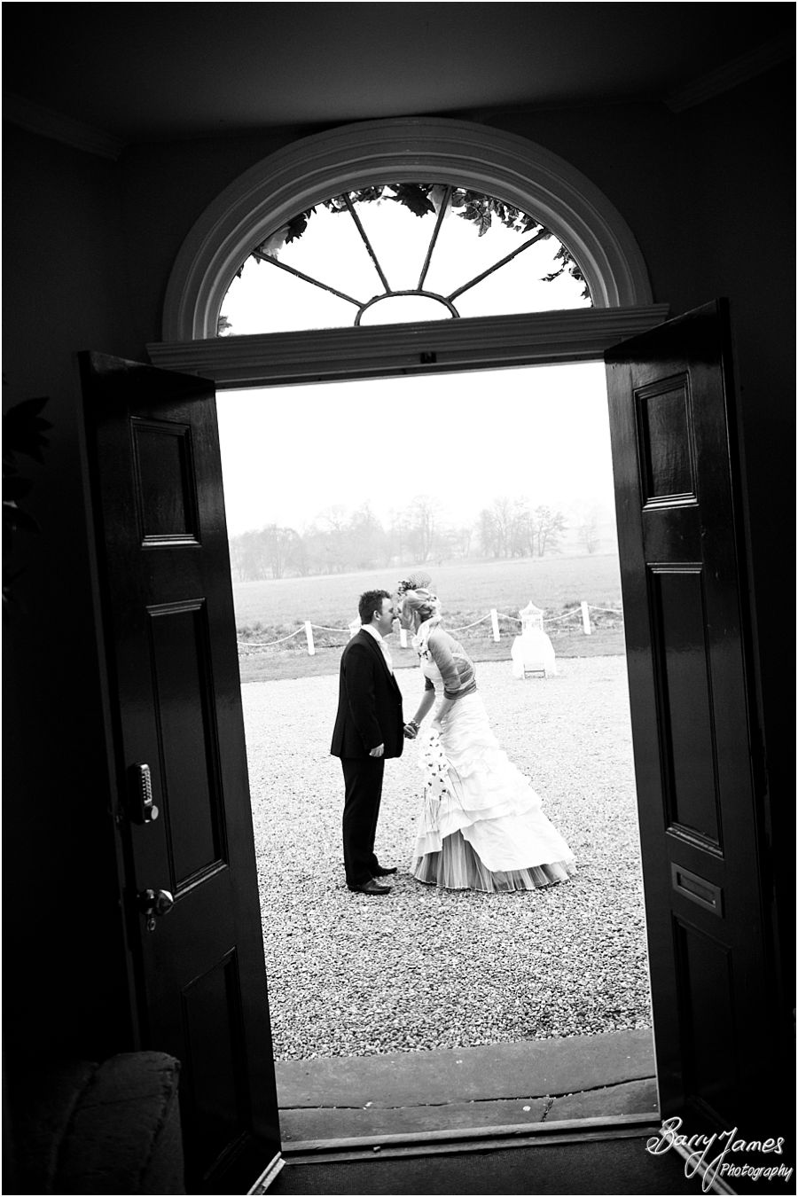 Creating beautiful wedding photography stories at Somerford Hall in Brewood by Wolverhampton Wedding Photographer Barry James