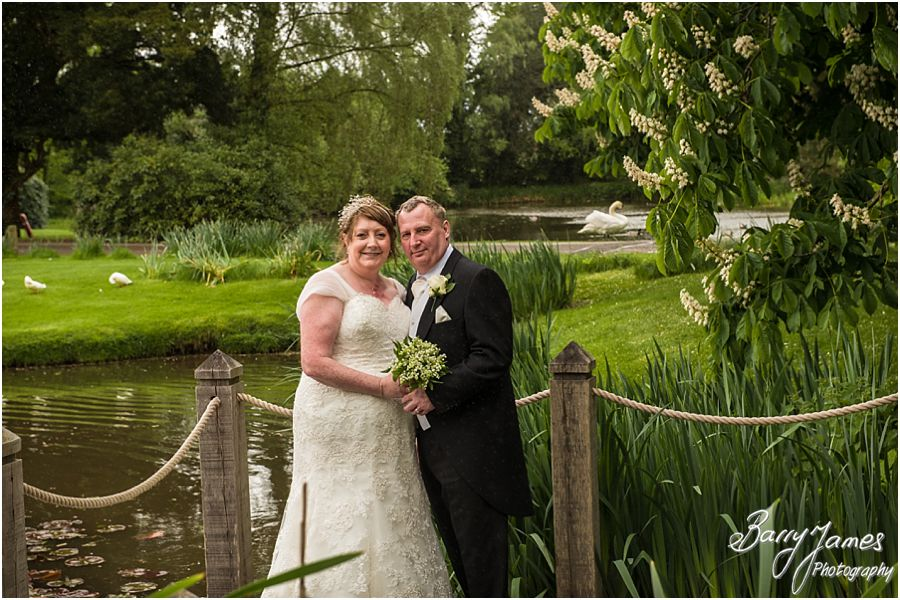 Beautiful wedding photography at The Moat House in Acton Trussell by Contemporary and Creative Wedding Photographer Barry James
