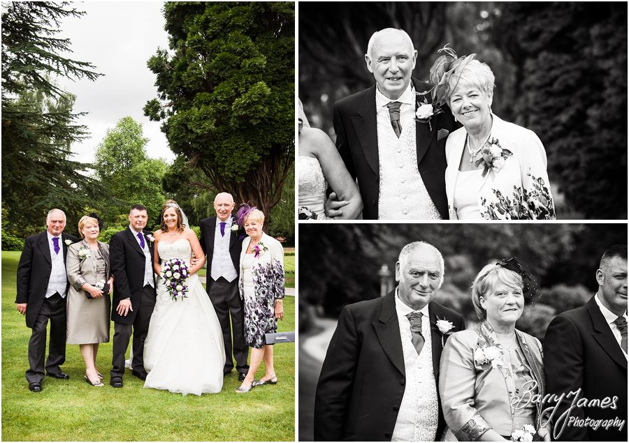 Storytelling wedding photography at the beautiful Hawkesyard Hall in Rugeley by Rugeley Wedding Photographer Barry James