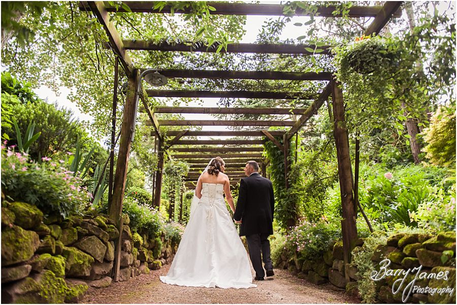 Unobtrusive natural wedding photography at Hawkesyard Estate in Rugeley by Professional Rugeley Wedding Photographer Barry James