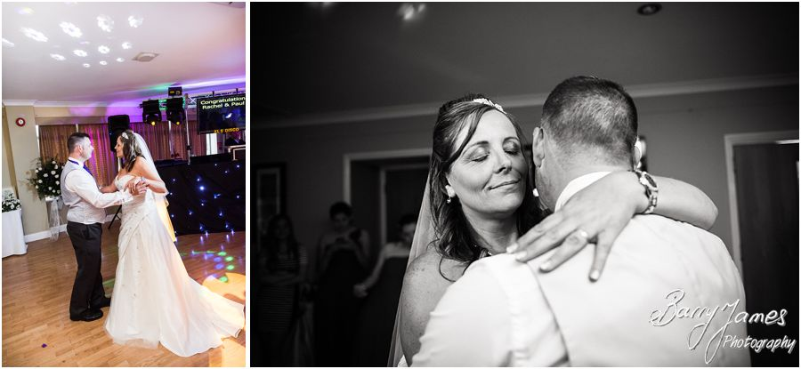 Wedding photographs at Hawkesyard Hall in Rugeley by Full Time Rugeley Wedding Photographer Barry James
