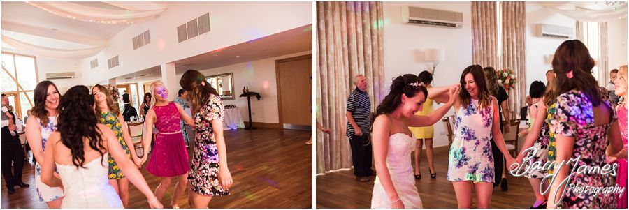 Creative evening photography at Mythe Barn in Atherstone, Warwickshire by Warwickshire Wedding Photographer Barry James