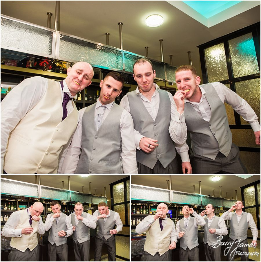 Storytelling creative wedding photography at Calderfields in Walsall by Contemporary Wedding Photographer Barry James