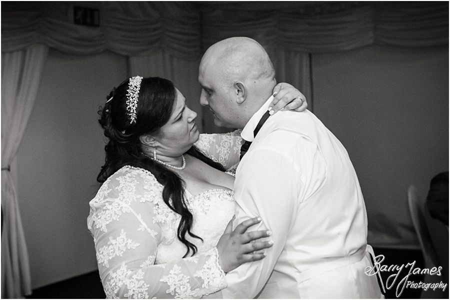 Creative and contemporary wedding photography at Calderfields in Walsall by Award Winning Wedding Photographer Barry James
