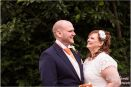 Professional wedding photographer at Oak Farm in Cannock by Cannock Wedding Photographer Barry James