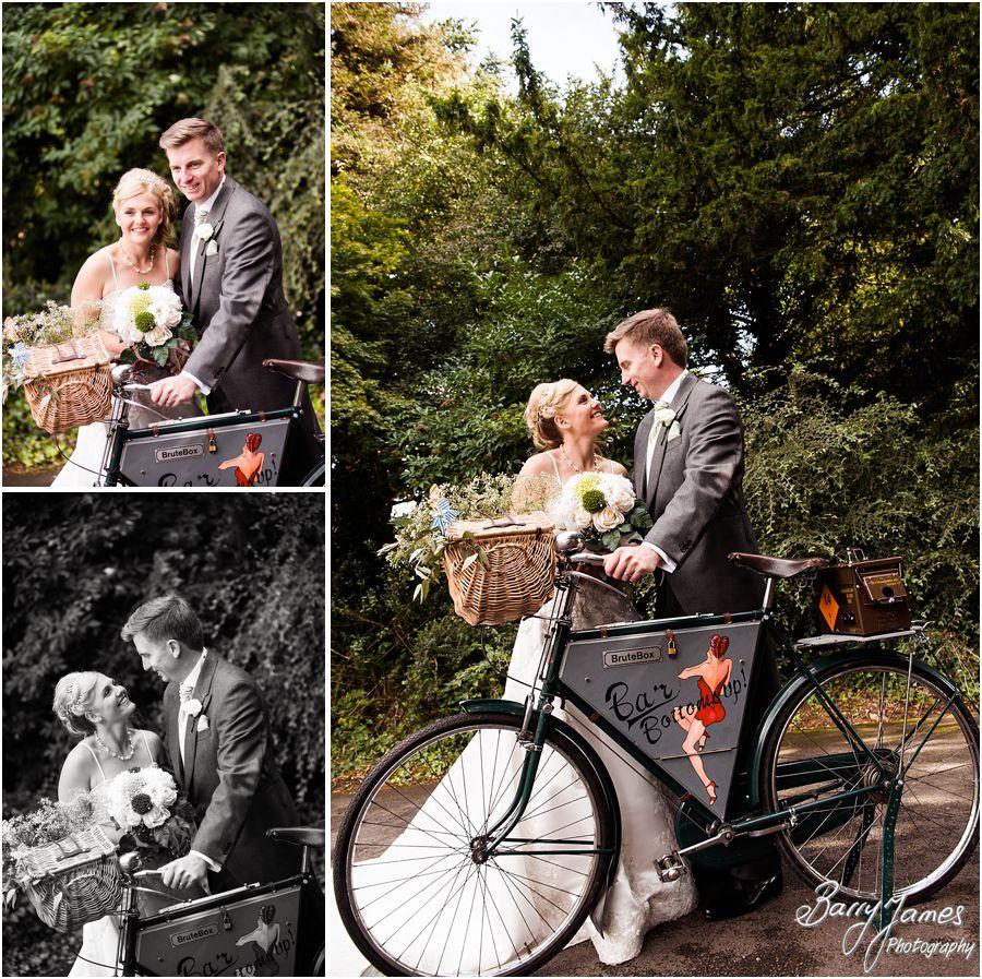 Capturing stunning wedding photographs at Rodbaston Hall in Penkridge by Cannock Wedding Photographer Barry James