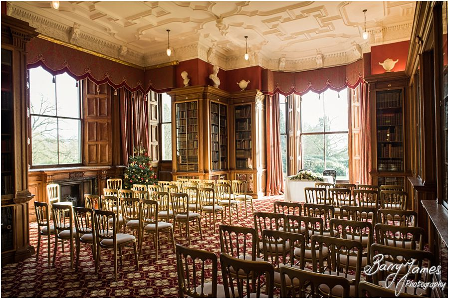 Recommended wedding photographers for Sandon Hall in Stafford by Stafford Wedding Photographer Barry James