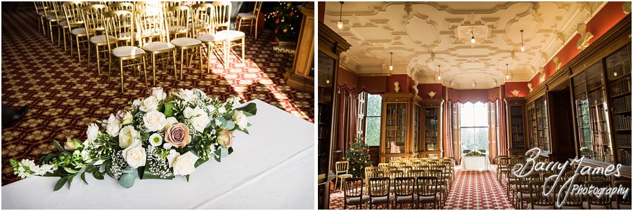 Recommended wedding photographer at Sandon Hall in Stafford by Stafford Wedding Photographer Barry James