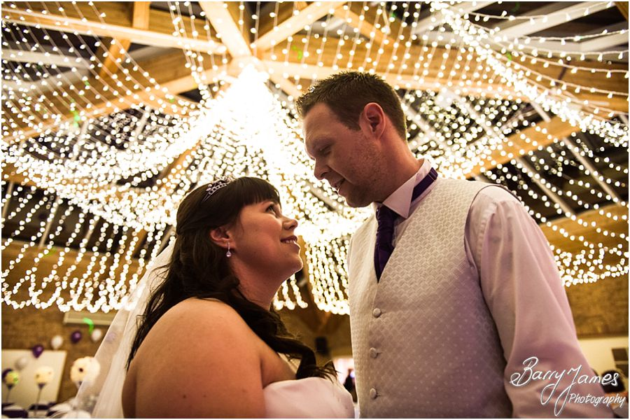 Beautiful lighting in the atrium at The Chase in Cannock by Walsall Wedding Photographer Barry James