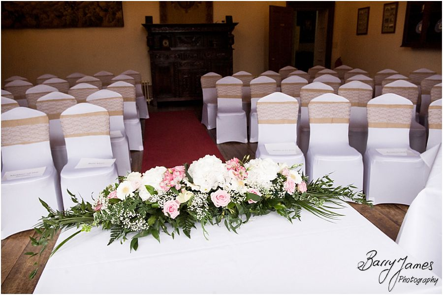 Gorgeous wedding photographs at Hawkesyard Estate in Rugeley by Rugeley Wedding Photographer Barry James