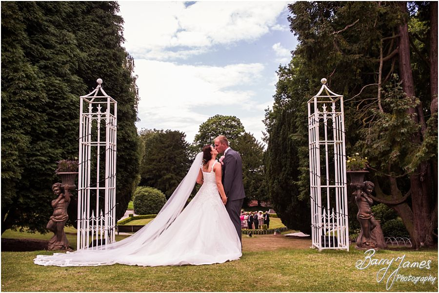 Relaxed family photographs on the lawns at Hawkesyard Estate in Rugeley by Rugeley Wedding Photographer Barry James