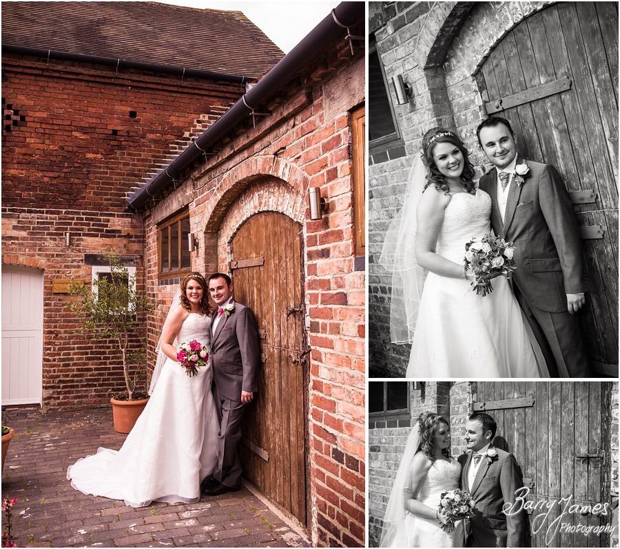 Creative photographs around the beautiful setting of Packington Moor in Lichfield by Lichfield Wedding Photographer Barry James
