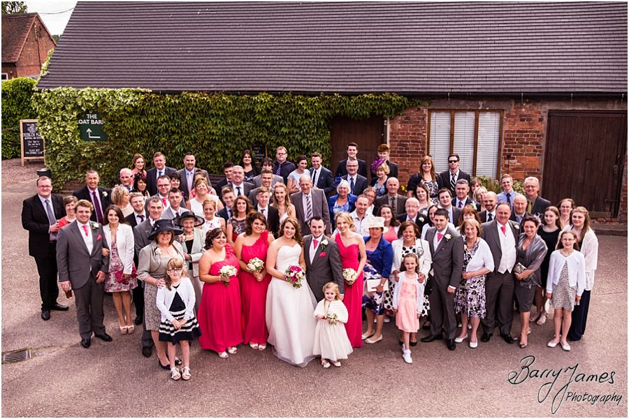 Relaxed family photographs at Packington Moor in Lichfield by Lichfield Wedding Photographer Barry James