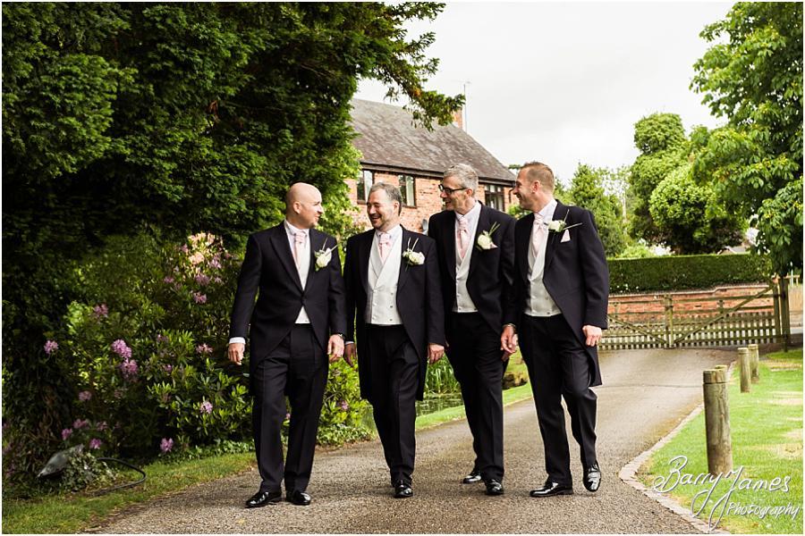Penkridge Contemporary Wedding Photographer