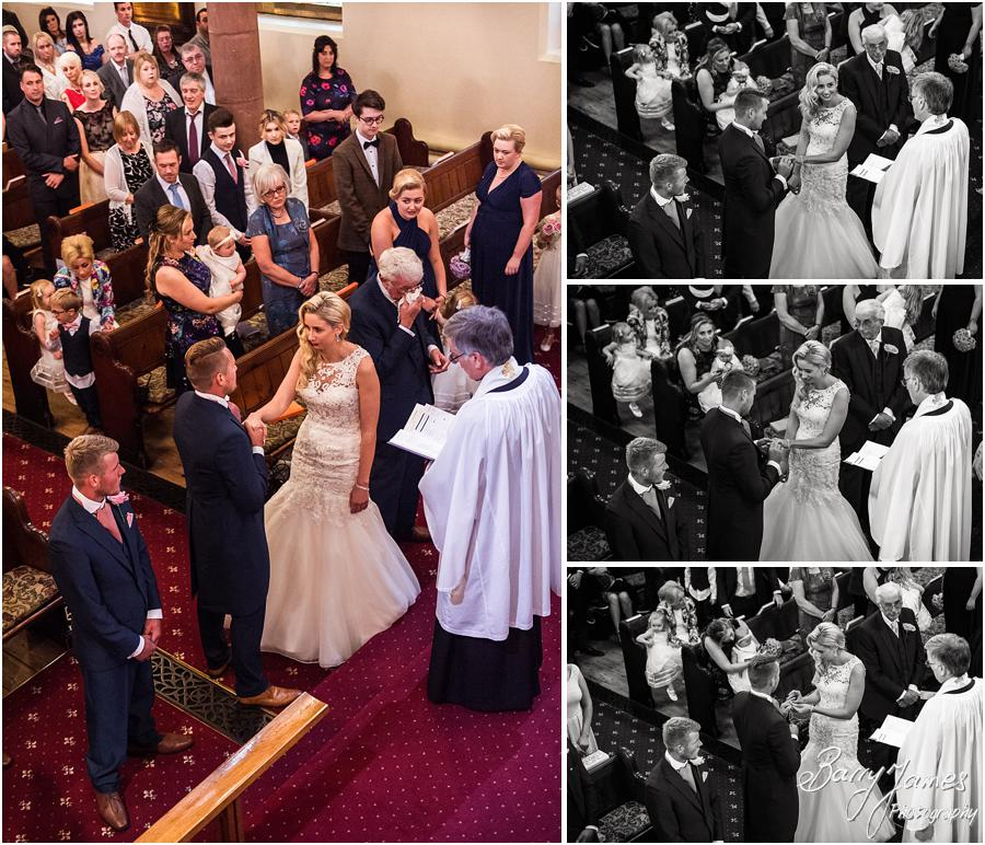 Recommended Rushall Wedding Photographer
