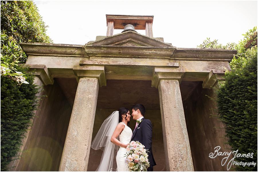 Sandon Hall Wedding Photographers