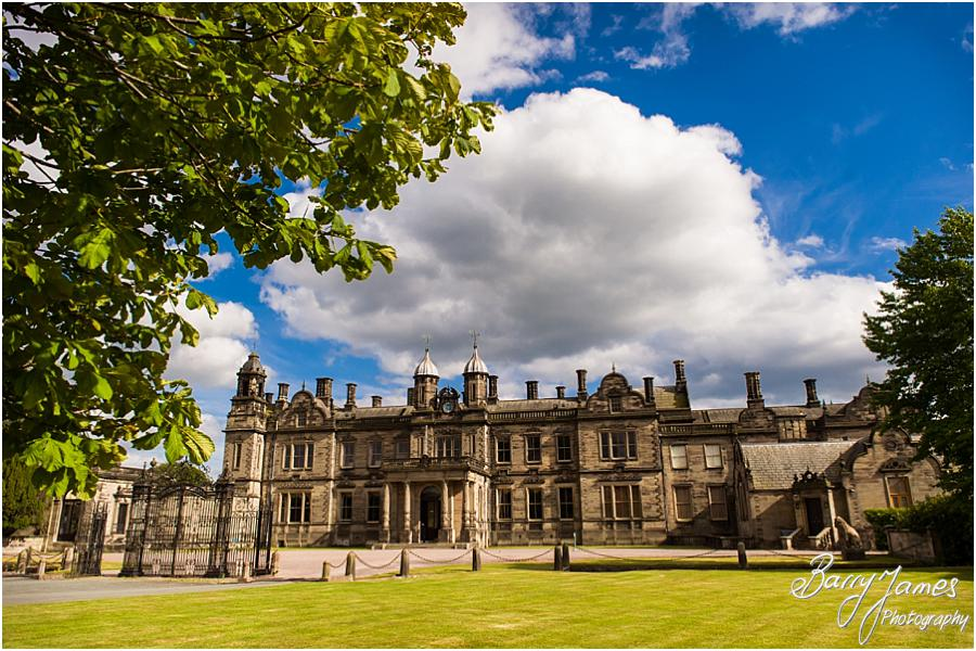 Summers weddings at Sandon Hall in Stafford by Stafford Wedding Photographer Barry James