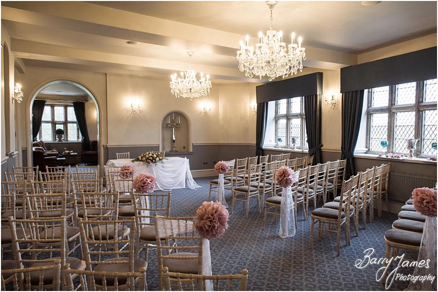 Stunning Staffordshire Wedding Venue - Weston Hall in Stafford by Stafford Wedding Photographer Barry James