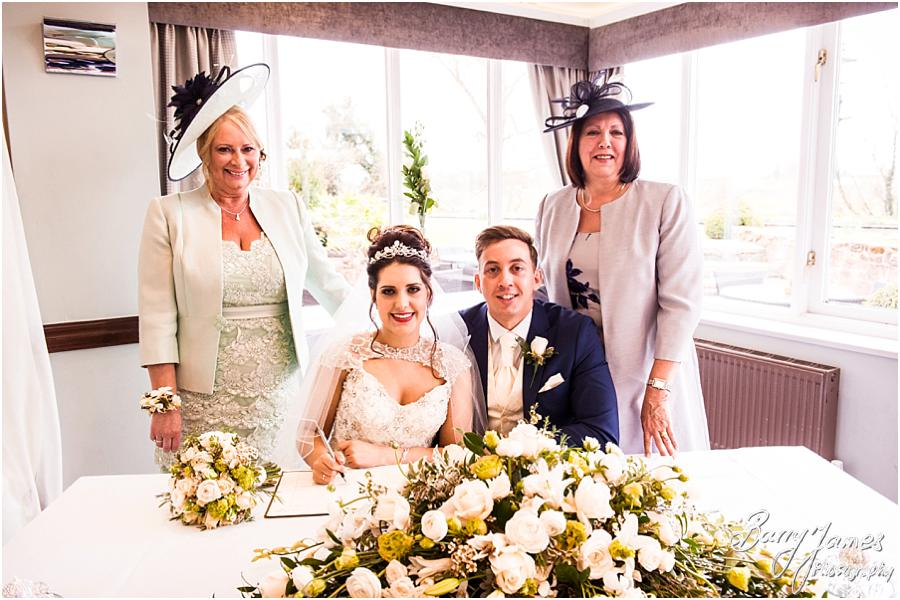 Contemporary and candid photographs capturing the wedding ceremony