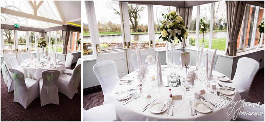 Stunning designing for the Disney themed wedding at The Moat House