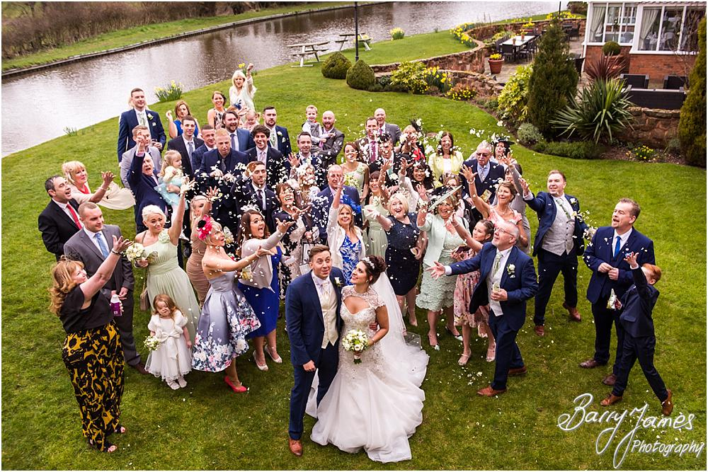 Gorgeous wedding photographs in in Staffordshire by Creative Wedding Photographer Staffordshire - Barry James